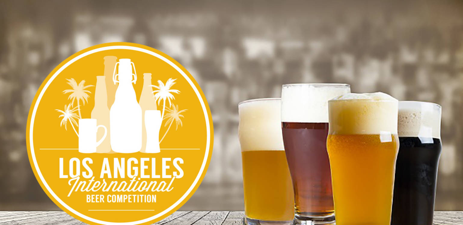 Gold at the 2015 Los Angeles International Beer Competition
